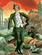 Couverture du livre « Le Dernier mot de Rocambole - Tome I » de Pierre Ponson du Terrail aux éditions