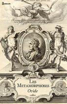 Couverture du livre « Les Métamorphoses » de Ovide aux éditions