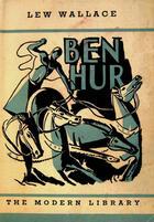 Couverture du livre « Ben-Hur » de Lewis Wallace aux éditions
