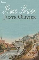 Couverture du livre « Rose Souci » de Juste Olivier aux éditions