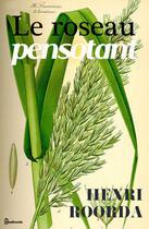 Couverture du livre « Le roseau pensotant » de Henri Roorda aux éditions