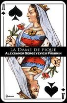 Couverture du livre « La Dame de pique » de Aleksandr Sergeyevich Pushkin aux éditions