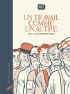 Couverture du livre « Un travail comme un autre » de Alex W. Inker aux éditions Sarbacane