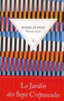 Couverture du livre « Phrixos le fou » de Miquel De Palol aux éditions Zulma