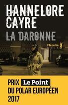 Couverture du livre « La daronne » de Hannelore Cayre aux éditions Metailie