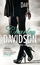 Couverture du livre « Charley Davidson t.4 ; quatrième tombe au fond » de Darynda Jones aux éditions Milady