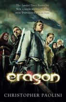 Couverture du livre « Eragon » de Christopher Paolini aux éditions Rhcb Digital