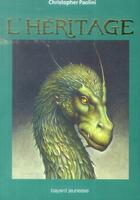 Couverture du livre « L'Héritage t.4 : L'Héritage » de Christopher Paolini aux éditions Bayard Jeunesse