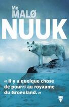 Couverture du livre « Nuuk » de Mo Malo aux éditions La Martiniere