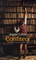 Couverture du livre « Confiteor » de Jaume Cabre aux éditions Actes Sud