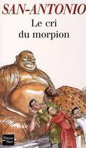 Couverture du livre « Le Cri du morpion » de San-Antonio aux éditions Fleuve Noir