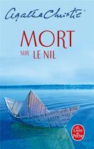 Couverture du livre « Mort sur le Nil » de Agatha Christie aux éditions Lgf