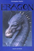 Couverture du livre « L'Héritage t.1 ; Eragon » de Christopher Paolini aux éditions Bayard Jeunesse