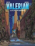 Couverture du livre « Valérian T.1 ; la cité des eaux mouvantes » de Pierre Christin et Jean-Claude Mézières aux éditions Dargaud