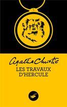 Couverture du livre « Les travaux d'Hercule » de Agatha Christie aux éditions Editions Du Masque