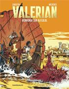 Couverture du livre « VALERIAN ; Valérian T.4 ; bienvenue sur Alflolol » de Pierre Christin et Jean-Claude Mézières aux éditions Dargaud