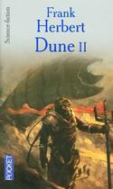 Couverture du livre « Le cycle de Dune t.2 ; le messie de Dune » de Frank Herbert aux éditions Pocket