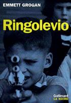 Couverture du livre « Ringolevio » de Emmett Grogan aux éditions Flammarion