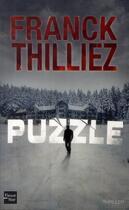 Couverture du livre « Puzzle » de Franck Thilliez aux éditions Fleuve Noir