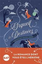 Couverture du livre « Orgueil et destinées » de Larissa Zageris aux éditions Albin Michel