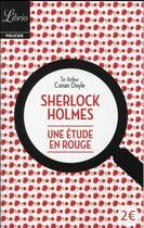 Couverture du livre « Une étude en rouge » de Arthur Conan Doyle aux éditions J'ai Lu