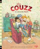 Couverture du livre « Les Couzz t.1 ; des cadeaux par milliers » de Fanny Joly et Eglantine Ceulemans aux éditions Little Urban