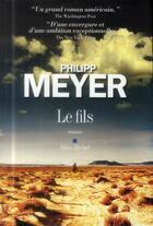 Couverture du livre « Le fils » de Philipp Meyer aux éditions Albin Michel