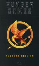 Couverture du livre « Hunger games t.1 » de Suzanne Collins aux éditions Pocket Jeunesse