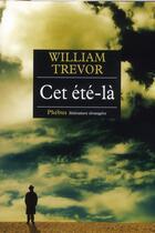 Couverture du livre « Cet été-là » de William Trevor aux éditions Phebus