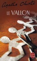 Couverture du livre « Le vallon » de Agatha Christie aux éditions Lgf