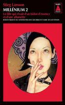 Couverture du livre « Millénium t.2 ; la fille qui rêvait d'un bidon d'essence et d'une allumette » de Stieg Larsson aux éditions Actes Sud