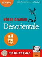 Couverture du livre « Désorientale » de Negar Djavadi aux éditions