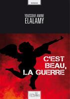 Couverture du livre « C'est beau la guerre » de Youssouf Amine Elalamy aux éditions Editions Le Fennec